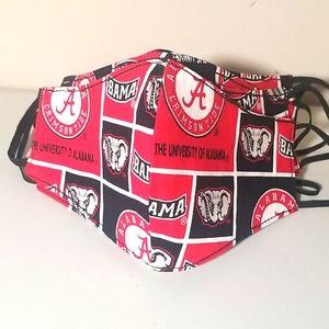 Alabama Roll Tide PPE Masks 5 Pack